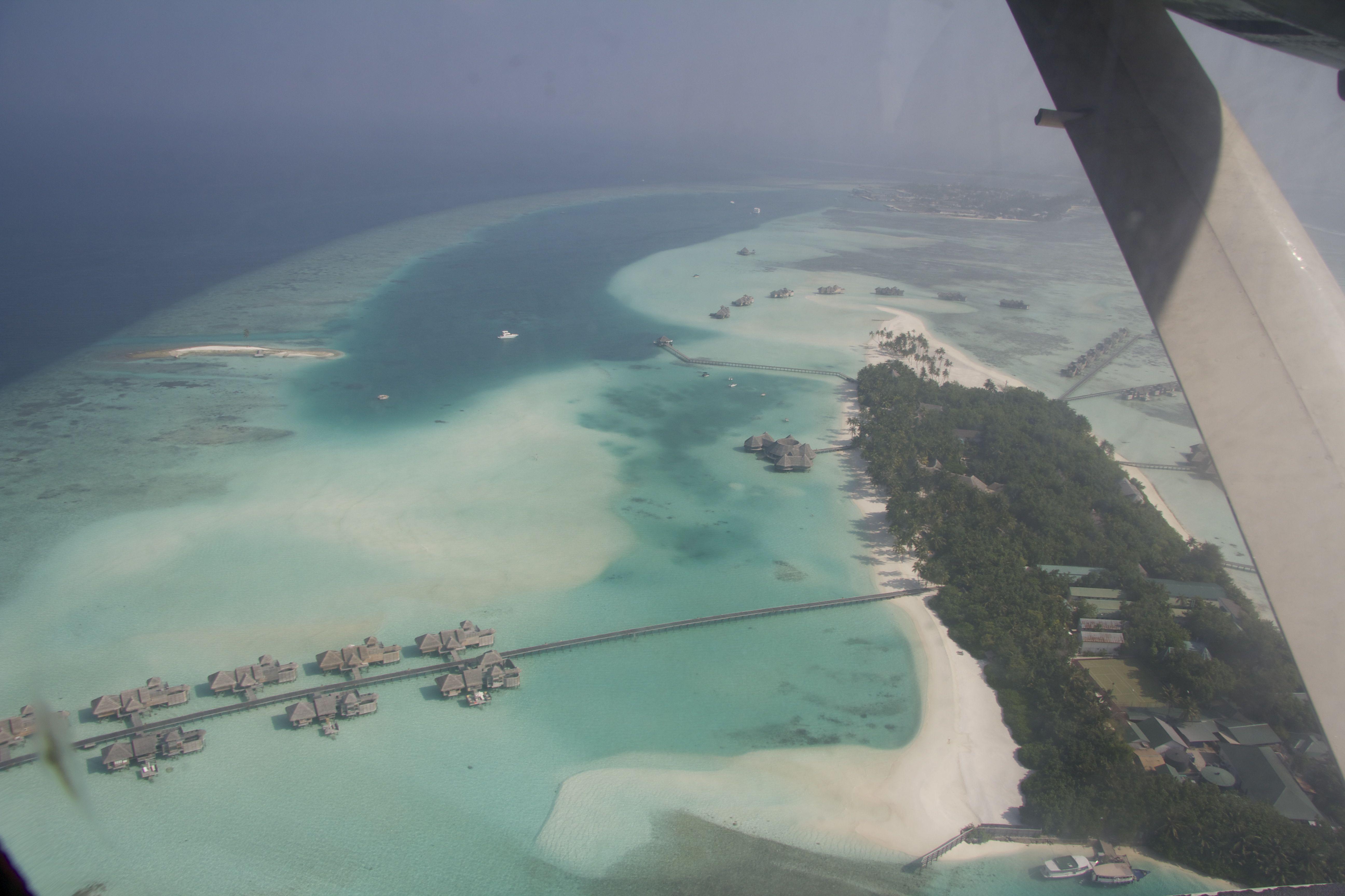 sjunker Maldiverna? - Enjoy Travel